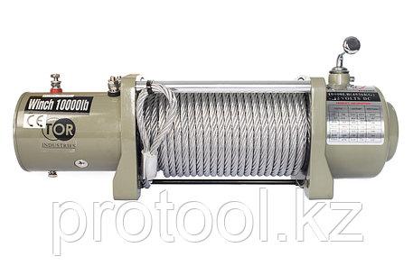 Лебедка (4536 кг/28 м) автомобильная TOR 12 V S10000, фото 2