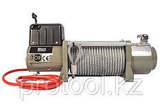 Лебедка (7620 кг/28 м) автомобильная TOR 12 V SEC16800