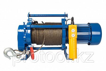Лебедка TOR CD-300-A (KCD-300 kg, 220 В) с канатом 30 м, фото 2