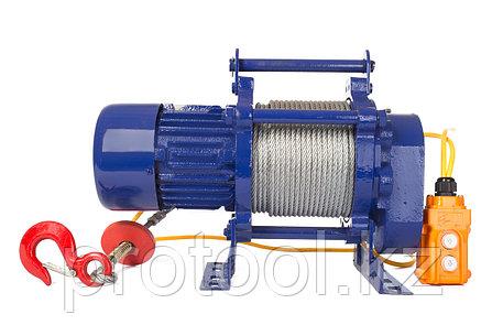 Лебедка TOR ЛЭК-300 E21 (KCD) 300 кг, 380 В с канатом 30 м, фото 2