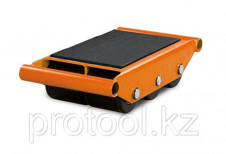 Роликовая платформа подкатная TOR 6000-06, фото 2
