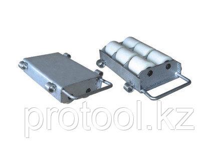 Роликовая платформа подкатная TOR CRE-6 г/п 6тн, фото 2