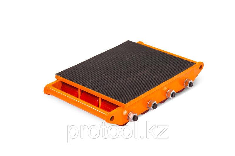Роликовая платформа подкатная TOR CRO-12 г/п 18 т (N)