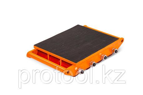 Роликовая платформа подкатная TOR CRO-12 г/п 18 т (N), фото 2