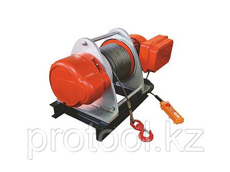 Лебедка электрическая TOR KDJ 2,0 т 70 м 380V, фото 2