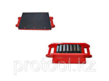 Роликовая платформа подкатная TOR VA50 г/п 50тн, фото 2