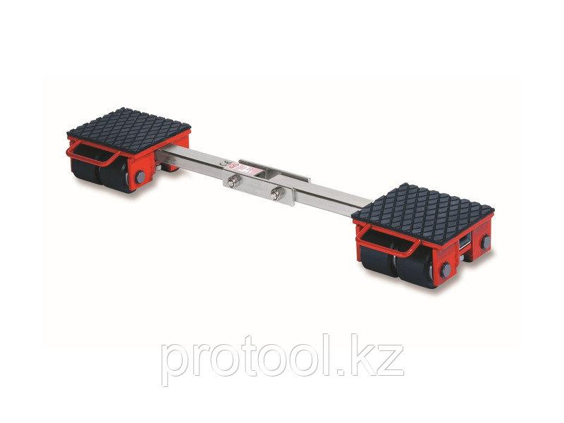 Роликовая платформа подкатная TOR Y8 г/п 8тн