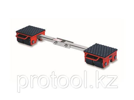 Роликовая платформа подкатная TOR Y8 г/п 8тн, фото 2