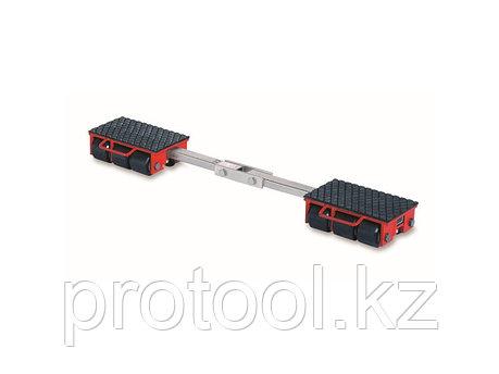 Роликовая платформа подкатная TOR Y12 г/п 12тн, фото 2