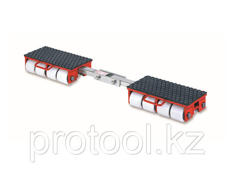 Роликовая платформа подкатная TOR Y18 г/п 18тн, фото 2