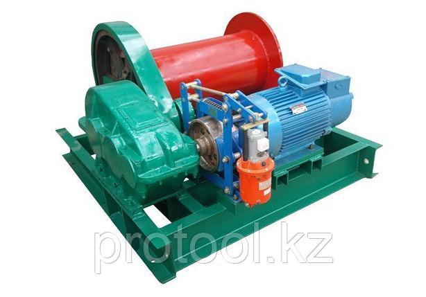 Лебедка электрическая TOR ЛМ (JM) г/п 1,0 тн Н=120 м (б/каната), фото 2