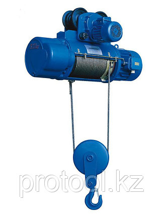 Таль электрическая канатная TOR MD г/п 2,0 т 6 м, фото 2