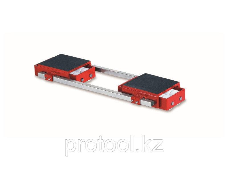 Роликовая платформа подкатная TOR Y24 г/п 24тн