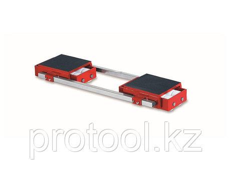 Роликовая платформа подкатная TOR Y24 г/п 24тн, фото 2
