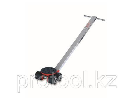 Роликовая платформа поворотная TOR X4 г/п 4тн, фото 2