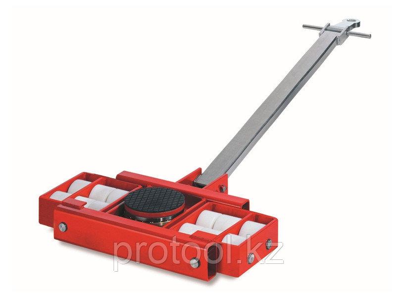 Роликовая платформа поворотная TOR X12 г/п 12тн