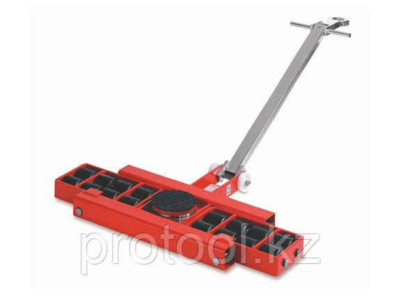 Роликовая платформа поворотная TOR X16 г/п 16тн, фото 2