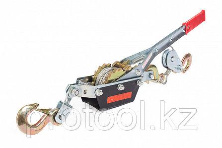 Лебедка ручная рычажная TOR QSS4TB2 (г/п 4,0 т, длина троса 2,4 м), фото 2