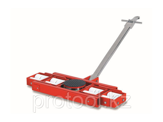 Роликовая платформа поворотная TOR X24 г/п 24тн, фото 2
