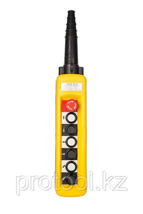 Пульт управления для тали TOR CD 6 кн. (пыле и влагозащищенный), фото 2