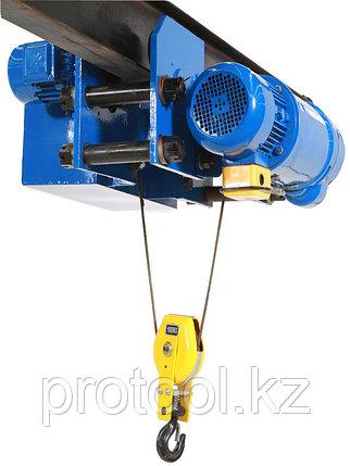 Таль электрическая TOR ТЭК (CDL) 1,0 т 9,0 м УСВ, фото 2