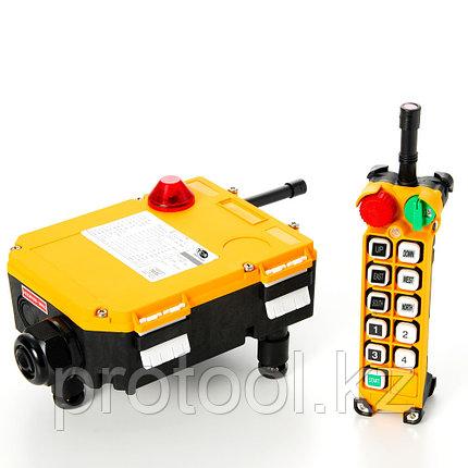 Комплект радиоуправления TOR F24-10D (380 В, 10-кноп, двухскоростной), фото 2