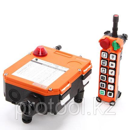 Комплект радиоуправления TOR F24-12D (380 В, 12-кноп, двухскоростной), фото 2