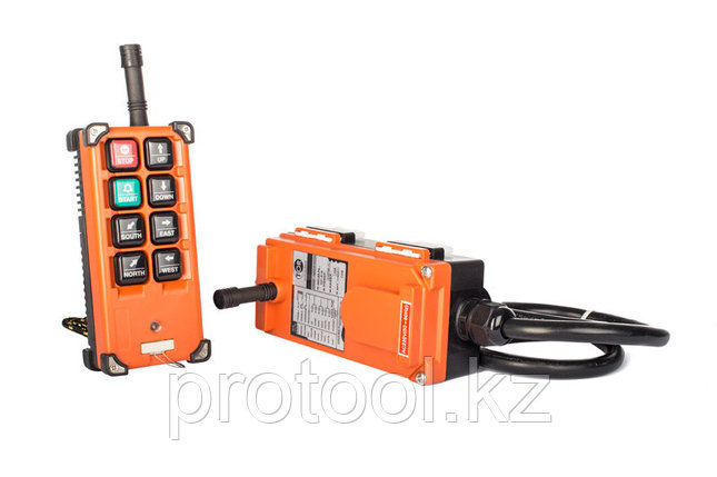 Комплект радиоуправления TOR A21 E1B, HS21-E1B (Radio control panel, 220 В), фото 2