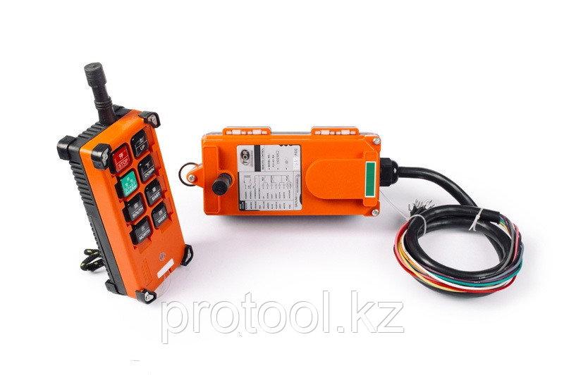 Комплект радиоуправления TOR F24-8S (380 В, 8-кноп)