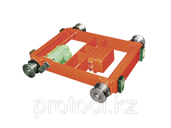 Тележка для мостовых кранов PCT-200 2,0т, фото 2