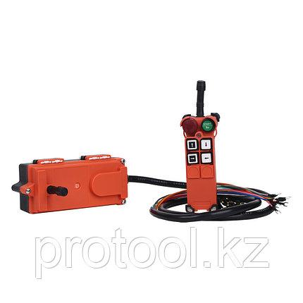 Комплект радиоуправления TOR F21-4S (380 В), фото 2