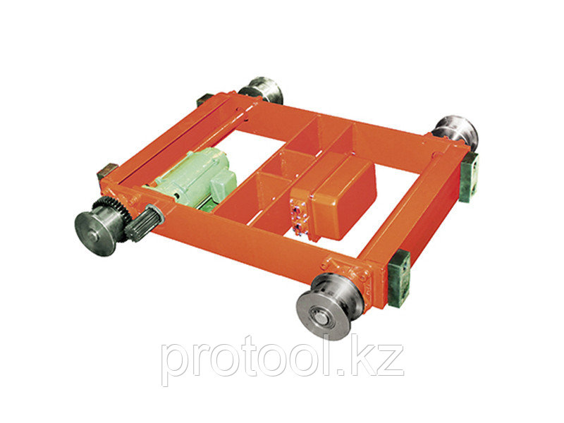 Тележка для мостовых кранов PCT-1000 10,0т