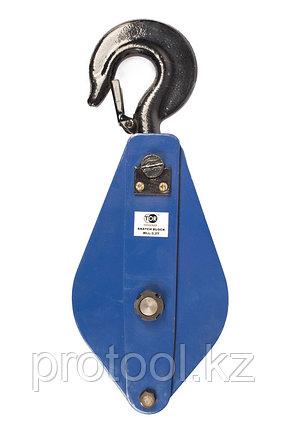 Блок монтажный с крюком TOR HQG(L) K1-3,2 т, фото 2