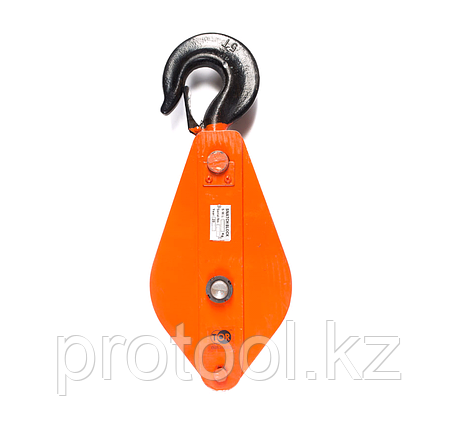 Блок монтажный с крюком TOR HQG(L) K3-5,0 т, фото 2