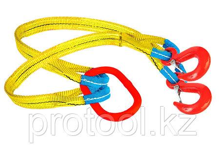 Строп текстильный TOR 2СТ 4,2 т 8,0 м 90 мм, фото 2