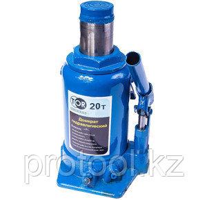 Домкрат гидравлический TOR ДГ-20 г/п 20,0 т, фото 2