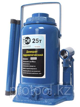 Домкрат гидравлический TOR ДГ-25 г/п 25,0 т, фото 2