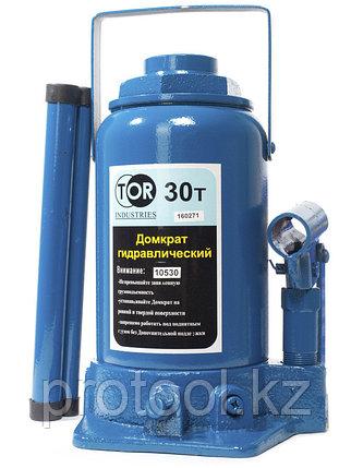 Домкрат гидравлический TOR ДГ-30 г/п 30,0 т, фото 2