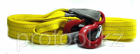Строп текстильный TOR 2СТ 4,2 т 16,5 м 90 мм, фото 2