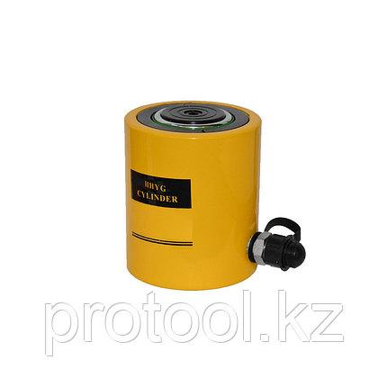 Домкрат гидравлический низкий TOR HHYG-101 (ДН10М50), 10т, фото 2