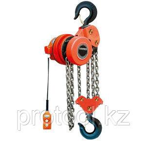 Таль электрическая цепная TOR ТЭШ (DHP) 1,0 т 12 м, фото 2