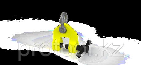 Захват струбцинный универсальный ZSU (г/п 1,5 т, лист 0-35мм), фото 2