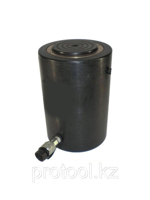 Домкрат гидравлический алюминиевый TOR HHYG-10100L (ДГА10П100), 10т