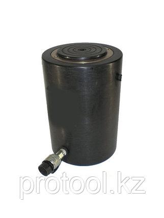 Домкрат гидравлический алюминиевый TOR HHYG-5050L (ДГА50П50), 50т, фото 2