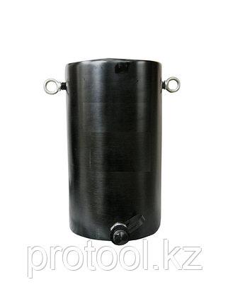 Домкрат гидравлический алюминиевый TOR HHYG-10050L (ДГА100П50), 100т, фото 2