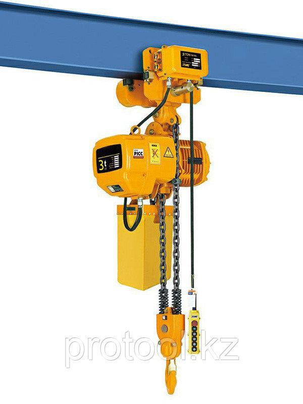 Таль электрическая цепная TOR ТЭЦП (HHBD03-03T) 3,0 т 12 м 380В