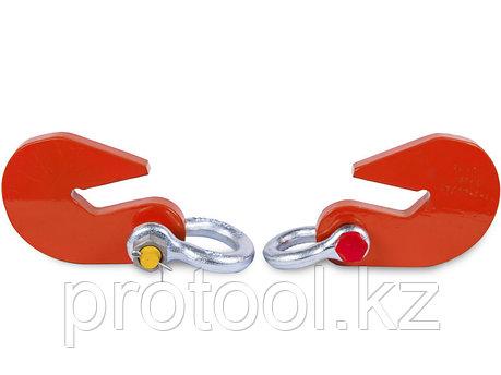 Захват торцевой TOR ZT-3 1,25/2,5, фото 2