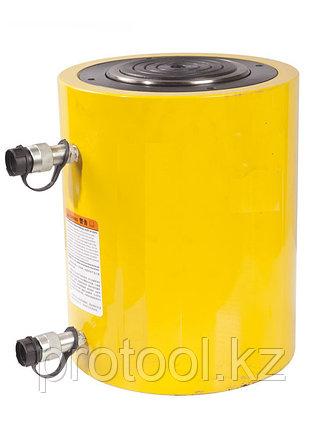 Домкрат гидравлический TOR ДУ100Г200 (HHYG-100200S), 100 т, фото 2