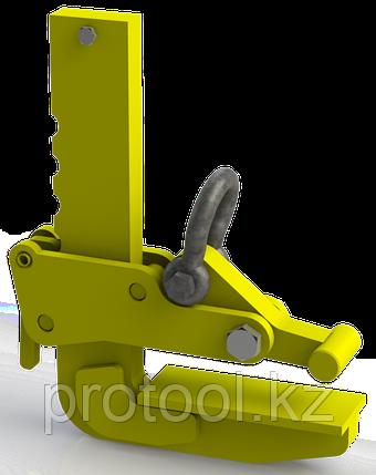 Захват эксцентриковый ZGR (г/п 1,3 т, лист 0-150мм), фото 2