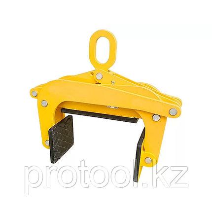 Клещевой вертикальный захват TOR для брикетов, блоков, бордюров, фото 2